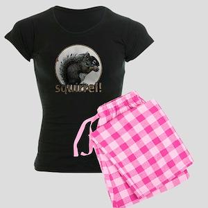 Squirrel! Women's Dark Pajamas