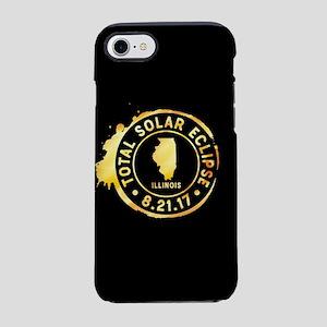 Eclipse Illinois iPhone 7 Tough Case