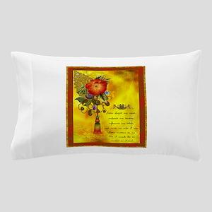 Inspirational India Pillow Case