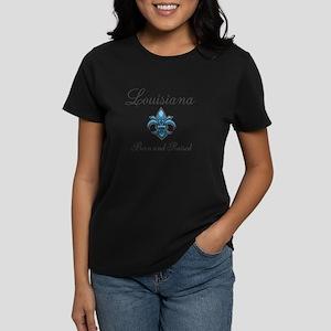 Louisiana Born and Raised T-Shirt
