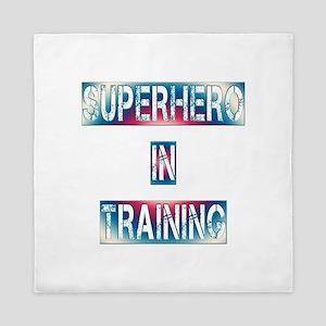 Superhero in Training Queen Duvet