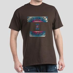 Superhero in Training Dark T-Shirt