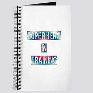 Superhero in Training Journal