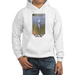 Great Egret Hooded Sweatshirt