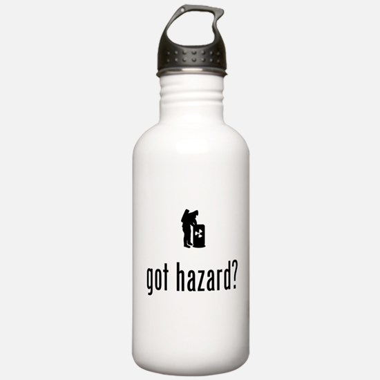 HAZMAT Water Bottle