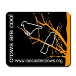 Crows are Cool -- Mousepad