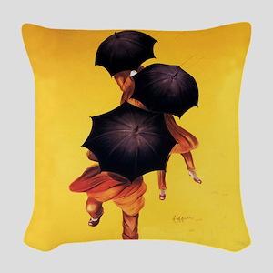 Parapluie-Revel, Umbrellas, Vintage Poster Woven T