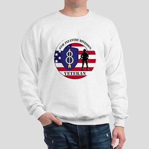 8th Infantry Division Sweatshirt