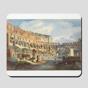 Ippolito Caffi - Interior of the Colosseum Mousepa