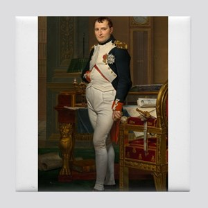 Jacques-Louis David - The Emperor Napoleon in His