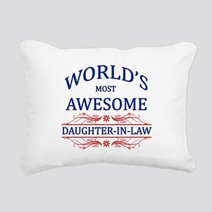 World's Most Awesome Daughter-in-Law Rectangular C
