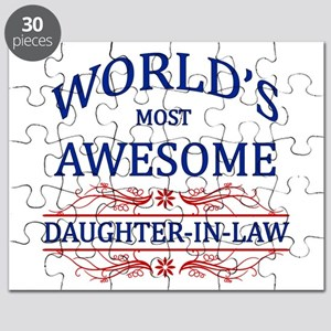 World's Most Awesome Daughter-in-Law Puzzle