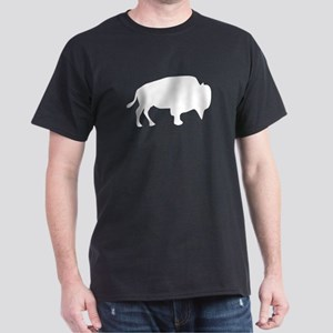 White Buffalo Silhouette T-Shirt
