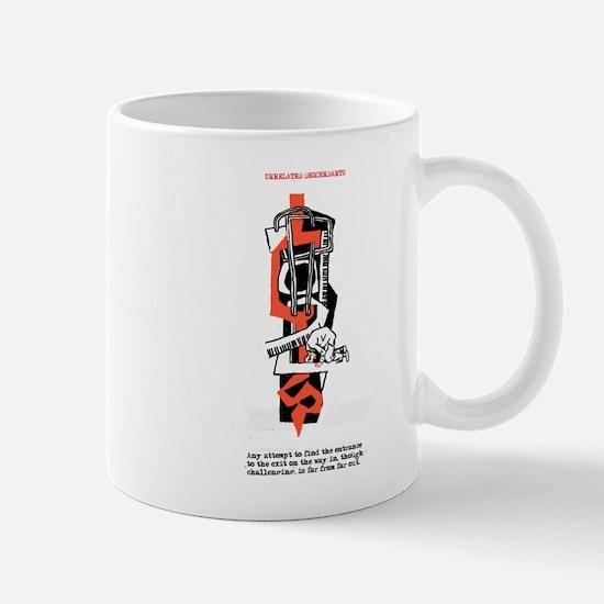 Unrelated Descendants Mug