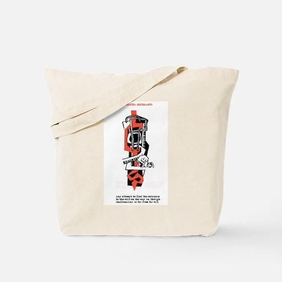 Unrelated Descendants Tote Bag