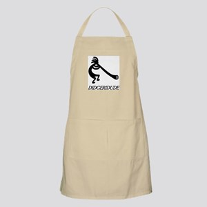 Didgeridude-didgeridoo player Apron