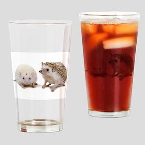 rosie Hedgehog Drinking Glass