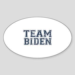 Team Biden Sticker (Oval)