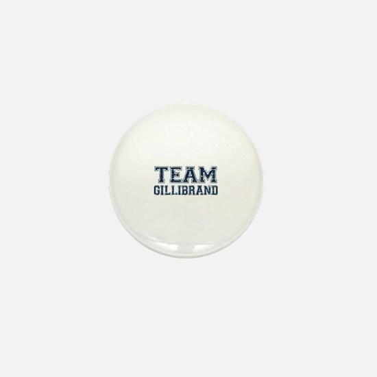 Team Gillibrand Mini Button