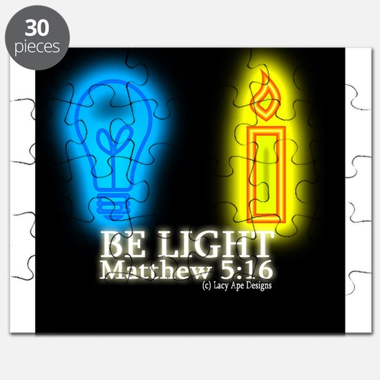 Be Light Puzzle