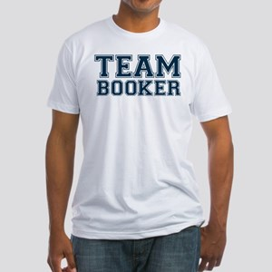 Team Booker Fitted T-Shirt
