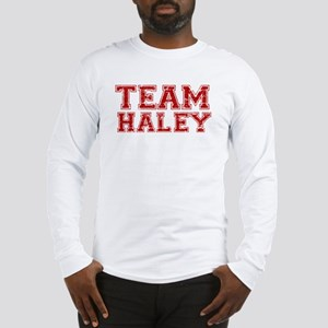 Team Haley Long Sleeve T-Shirt