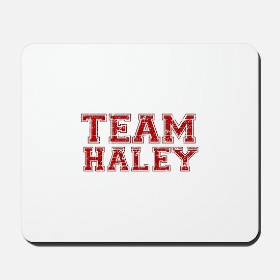 Team Haley Mousepad