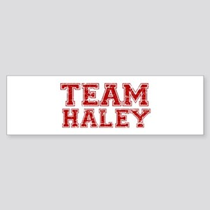 Team Haley Sticker (Bumper)