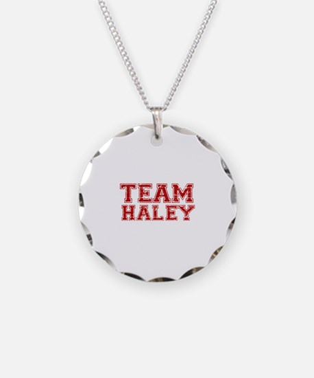 Team Haley Necklace