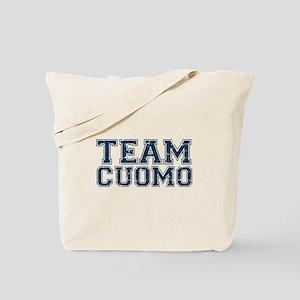 Team Cuomo Tote Bag