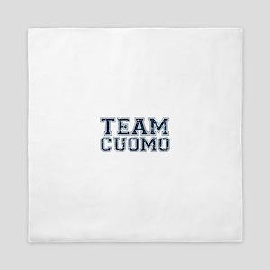Team Cuomo Queen Duvet