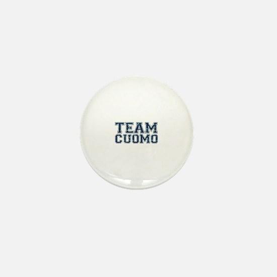 Team Cuomo Mini Button