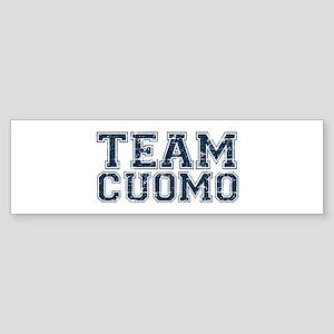Team Cuomo Sticker (Bumper)