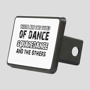 Squaredance designs Rectangular Hitch Cover