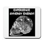Crystal Skull Synergy Mousepad