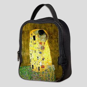 The Kiss Gustav Klimt Neoprene Lunch Bag