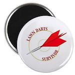 Jarts & Lawn Darts Magnet