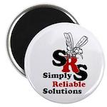 """SRS Logo 2.25"""" Magnet (10 pack)"""