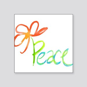 Fresh Peace Sticker