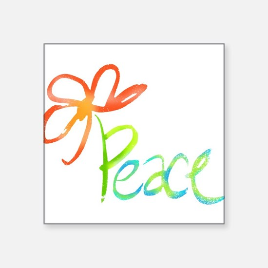Fresh Peace Sticker