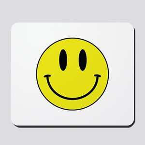 Keep Calm And Be Happy Mousepad