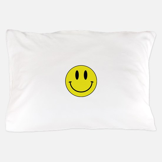 Keep Calm And Be Happy Pillow Case