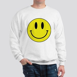 Keep Calm And Be Happy Sweatshirt