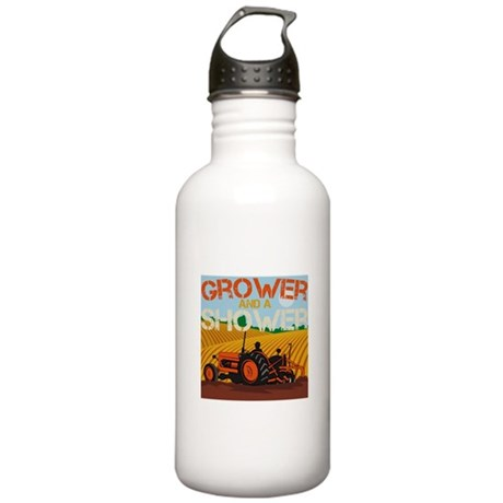 grower and a shower Water Bottle