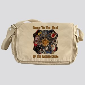 Dance to the Beat Messenger Bag