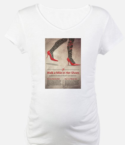 Walk A Mile in Her Shoes Shirt