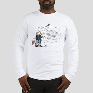 Ben Franklin Stop BSL Long Sleeve T-Shirt
