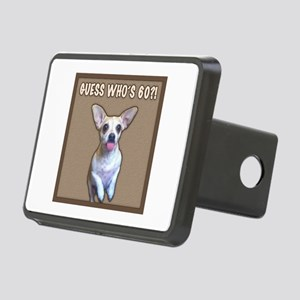 60th Birthday Humor (Dog) Rectangular Hitch Cover
