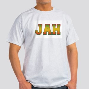JAH Ash Grey T-Shirt