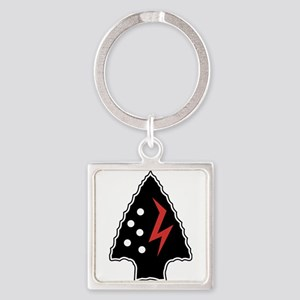 Spirit of the Warrior Keychains